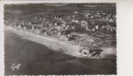 SP- 62 - AMBLETEUSE - Vue Aerienne - La Plage Le Vieux Chateau Et Les Villas - - Francia