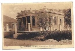 San Salvatore Telesino (Benevento). Villa Domanico Tutino. - Benevento