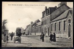 Environs De LORIENT 56 - Mairie Et Groupe Scolaire De Keryado - Tramway - A652 - Lorient