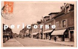 95  Sannois Commerces  Rue De Paris - Sannois