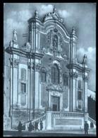 MATERA - ANNI 50 - CHIESA DI S.FRANCESCO D'ASSISI - ANIMATA - NON COMUNE - Matera