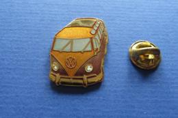 Pin's,Auto,VW Volkswagen,Bully - Volkswagen
