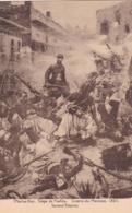 Marius Roy, Siège De Puebla, Guerre Du Mexique 1863, Second Empire (pk62613) - Peintures & Tableaux