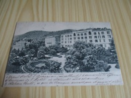Ajaccio (20).Grand Hôtel Continental. - Ajaccio