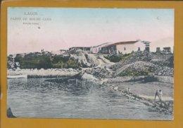 Postal Do Porto De Lagos Circulado De Lagos Para Mora, 1910. Postcard From Lagos Port Circled From Lagos To Mora. 2sc - 1910-... République