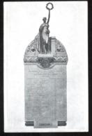 SAN GALLO FRAZIONE DI S.GIOVANNI BIANCO - BERGAMO - ANNI 40 - MONUMENTO AI CADUTI - Monumenti Ai Caduti