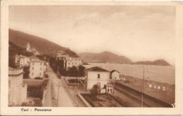 CAVI - Località Di LAVAGNA - FORMATO PICCOLO - VIAGGIATA 1927 - (rif. P55) - Genova