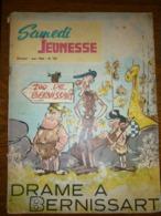 Samedi Jeunesse Mensuel N°103: Mai 1966: Drame à Bernissart - Samedi Jeunesse
