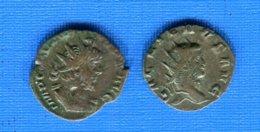 Victorinus  268/270  Gallienus  254/268 - 5. La Crisis Militar (235 / 284)