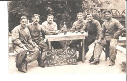 Camp De Mailly. Electriciens. 1910 1911. Groupe De Soldats. 1913 - Reggimenti