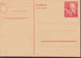 BRD P 2, Ungebraucht, 1.Deutscher Bundestag 1949 - [7] République Fédérale
