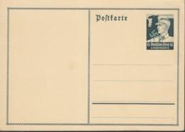DR  P 253, Ungebraucht, Nothilfe 1934 - Stamped Stationery