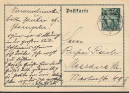 DR  P 267 Mit Stempel: Seifhennersdorf 15.4.1938 - Allemagne