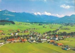 Riaz - Vue D'avion         Ca. 1980 - FR Fribourg