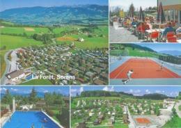 Sorens - La Forêt  (5 Bilder)         Ca. 1990 - FR Fribourg