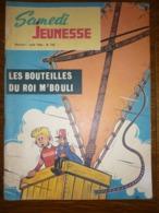 Samedi Jeunesse Mensuel N°106, Août 1966: Les Bouteilles Du Roi M'Bouli - Samedi Jeunesse
