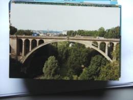 Luxemburg Luxembourg Ville City Avec Pont Photo - Luxemburg - Stad