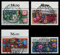 BRD 1985 Nr 1259-1262 Zentrisch Gestempelt ORA X69719A - [7] Repubblica Federale