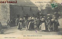 DANSE DES ENVIRONS DE LORIENT SCENE TYPE 56 - Lorient
