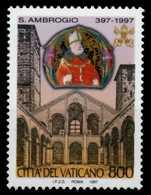 VATIKAN 1997 Nr 1221 Postfrisch S015EDE - Vatican