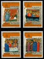 VATIKAN 1997 Nr 1222-1225 Postfrisch S015EE6 - Vaticano (Ciudad Del)