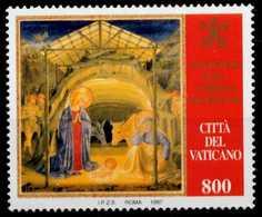 VATIKAN 1997 Nr 1233 Postfrisch S015EF6 - Ongebruikt