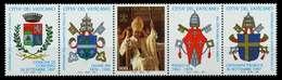 VATIKAN 1997 Nr ZF Und 1226 Postfrisch 5ER STR S015F2E - Vaticano (Ciudad Del)