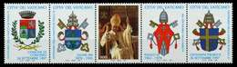 VATIKAN 1997 Nr ZF Und 1226 Postfrisch 5ER STR S015F2E - Vatican