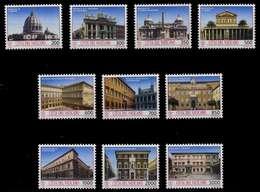 VATIKAN 1993 Nr 1080-1089 Postfrisch S016016 - Vaticano (Ciudad Del)