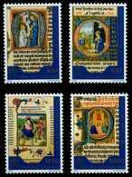 VATIKAN 1995 Nr 1163-1166 Postfrisch S0160AE - Vaticano (Ciudad Del)