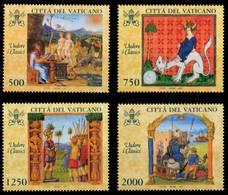 VATIKAN 1997 Nr 1210-1213 Postfrisch S01610A - Vaticano (Ciudad Del)