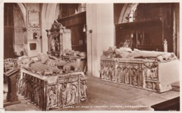 ABERGAVENNY - CHAPEL OF ST MARYS CHURCH - Monmouthshire