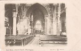 WARRINGTON PARISH CHURCH INTERIOR - Other