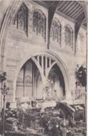 CHELMSFORD - ST MARYS CHURCH INTERIOR - England