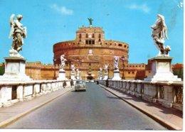 Roma - Castel Santangelo - Roma (Rome)