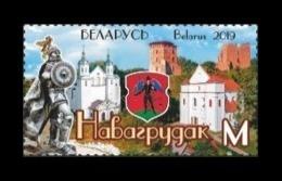 Belarus 2019 Mih. 1313 Navahrudak City MNH ** - Belarus