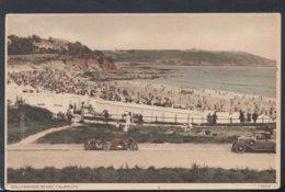 Cornwall Postcard - Gyllyngvase Beach, Falmouth   DC2214 - Falmouth