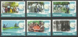 BAHAMAS 2015 GIRL GUIDES SET MNH - Bahama's (1973-...)