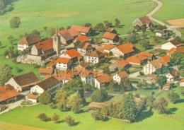 Orsonnens -  Vue Aérienne          Ca. 1980 - FR Fribourg