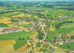Vuisternens En Ogoz -  Vue Aérienne          Ca. 1990 - FR Fribourg