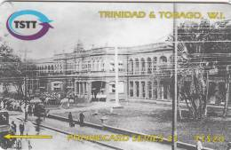 TRINIDAD & TOBAGO(GPT) - The Red House At Port Of Spain In 1897, CN : 249CTTC(normal 0), Used - Trinité & Tobago