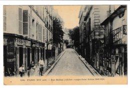 PARIS XVI ème Arr. Rue Bellini (celèbre Compositeur Italien 1802-1835) - District 16