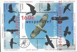 Netherlands Block44 (complete Issue) Unmounted Mint / Never Hinged 1995 Nature And Environment - Blocks & Sheetlets