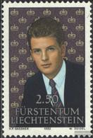 Liechtenstein 1053 (complete Issue) Unmounted Mint / Never Hinged 1992 Alois - Liechtenstein