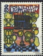 Liechtenstein 1060 (complete Issue) Unmounted Mint / Never Hinged 1993 Hundertwasser - Liechtenstein