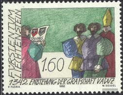 Liechtenstein 1049 (complete Issue) Unmounted Mint / Never Hinged 1992 County Vaduz - Liechtenstein