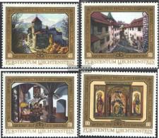 Liechtenstein 706-709 (complete Issue) Unmounted Mint / Never Hinged 1978 Regency - Unused Stamps