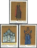 Vatikanstadt 946-948 (complete Issue) Unmounted Mint / Never Hinged 1988 Christianization - Vatican