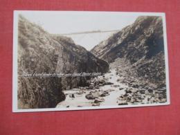 RPPC Steel Cantilever Bridge Over Dead Horse Gulch Alaska >  Ref 3703 - Andere