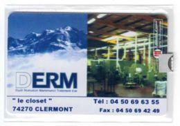SEPATEL  - DERM - Tirage 100 Exemplaires - Code Non Gratté - Voir Scans - France